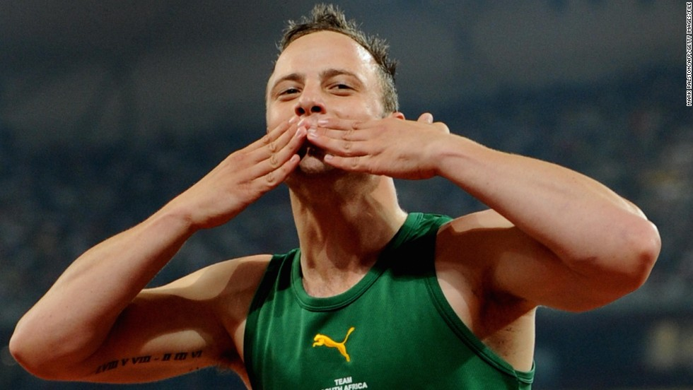 Pistorius was one of the stars of Beijing 2008 and his star continued to rise after he won three gold medals at his second Paralympic Games.