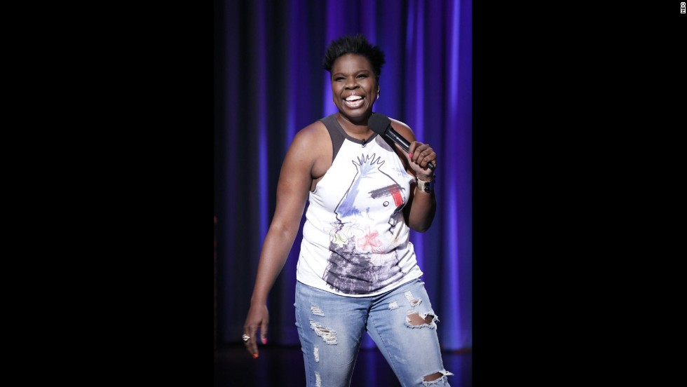 "Leslie Jones is going from ""Saturday Night Live's"" writers room to the main stage. The comedic talent <a href=""http://deadline.com/2014/10/leslie-jones-saturday-night-live-new-cast-member-856104/"" target=""_blank"">has been promoted</a> to ""SNL's"" main cast after getting her start behind the scenes in January. Click through to see other female SNL comedians through the years:"