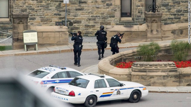 What can authorities learn from Ottawa shootings?