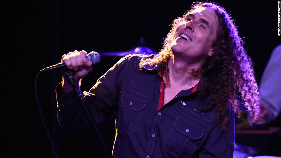 """""""Weird Al"""" Yankovic may not be your typical definition of """"sexy,"""" but don't tell his massive fan base that. The prince of parody songs <a href=""""https://www.youtube.com/watch?v=fV3VjF64ga4"""" target=""""_blank"""">turns 55 on Thursday, October 23.</a>"""