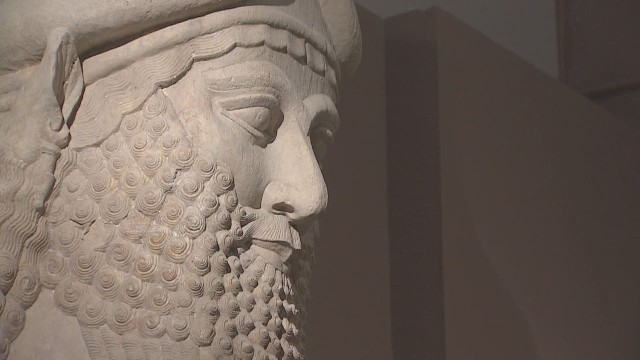 ISIS targets historical artifacts