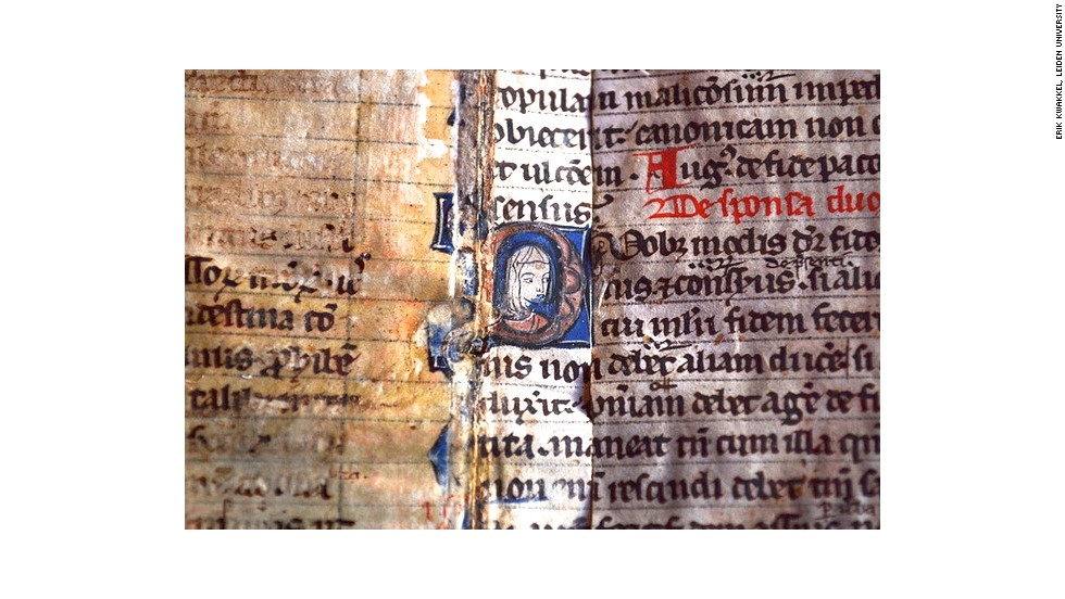 The careless way in which the manuscripts were thrust into the covers shows that, ironically enough, they only survived because they were not valued at all.
