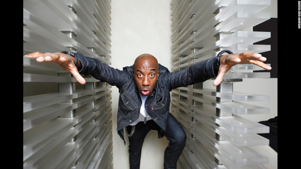 "<strong>JB Smoove:</strong> ""Will JB Smoove escape? Tune in tomorrow, same Smoove time, same Smoove channel."""