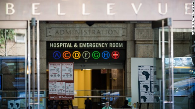 NYC boy tests negative for Ebola
