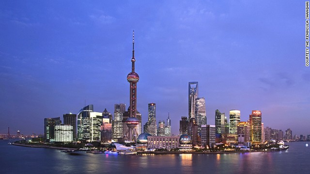 Can China replicate Shanghai's triumph?
