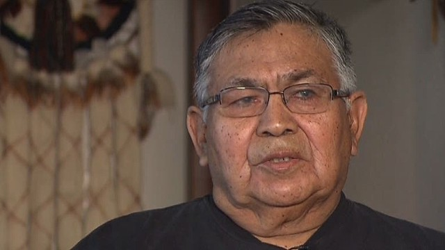Shooting victim's grandfather speaks out