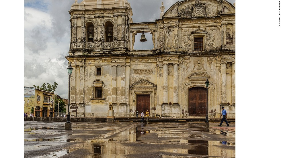 Completed in 1814, the Cathedral of Leon is touted as the largest cathedral in Central America. It was declared a UNESCO World Heritage sight in 2011. Once a political battleground, Leon is now renowned for its architectural and intellectual heritage.
