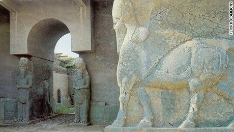 UNESCO chief: ISIS trying to erase world history