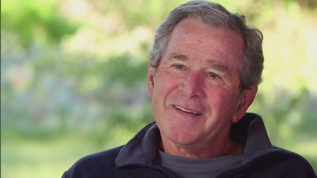 President Bush: Putin 'changed'