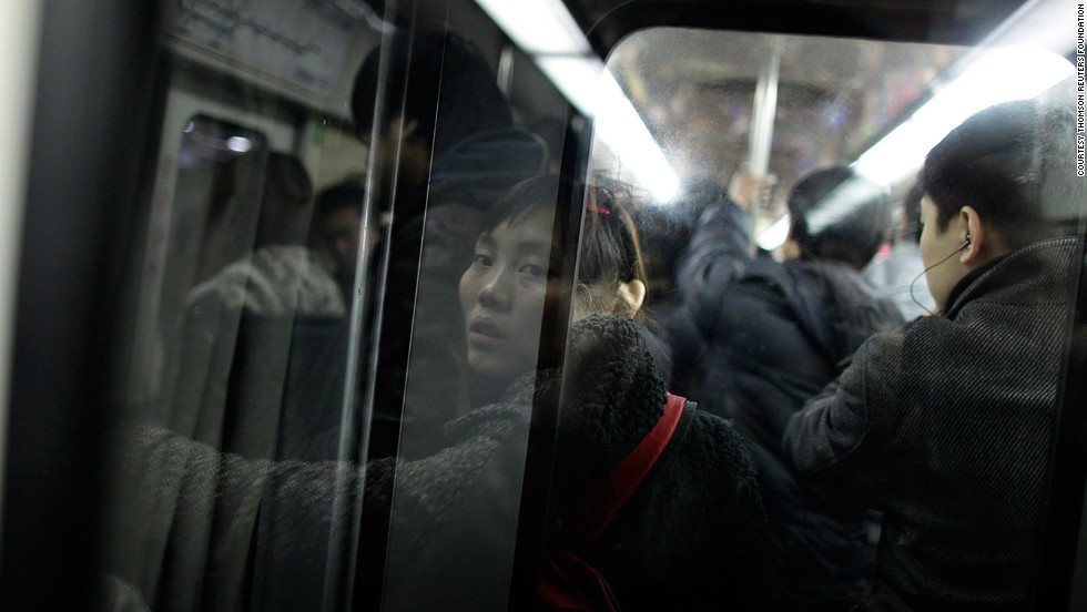 Beijing has the world's third-safest transportation system for women, according to the Thomson Reuters Foundation survey.