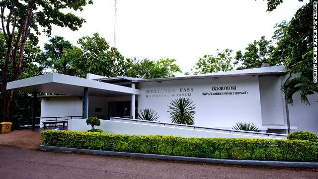 Hellfire Pass: TripAdvisors top museum in Thailand - CNN.com