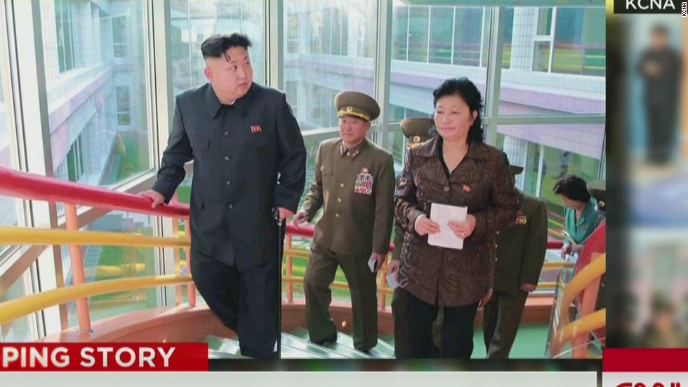 Kim Jong Un mystery solved?