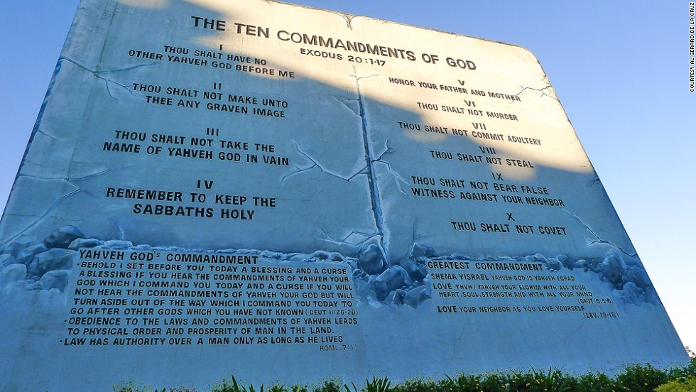 Behold, Atheists' New Ten Commandments - Cnn