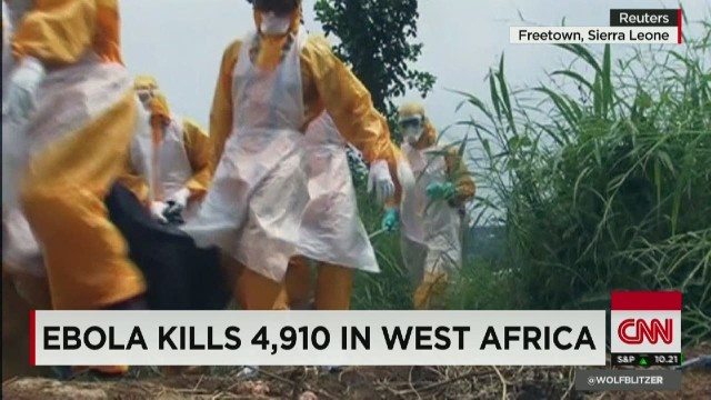 CNN anchor speaks out on Ebola coverage