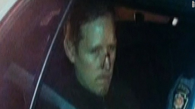 WNEP obtained the following picture of Eric Frein in custody.