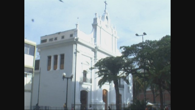 cnnee osmary hernandez caracas venezuela pkg saints_00001326.jpg