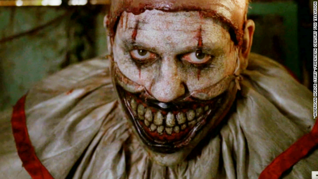 2014: How clowns became creepy