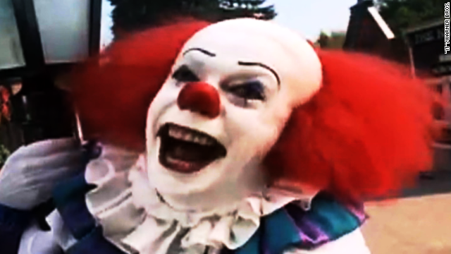 Creeped out by clowns? This might be why