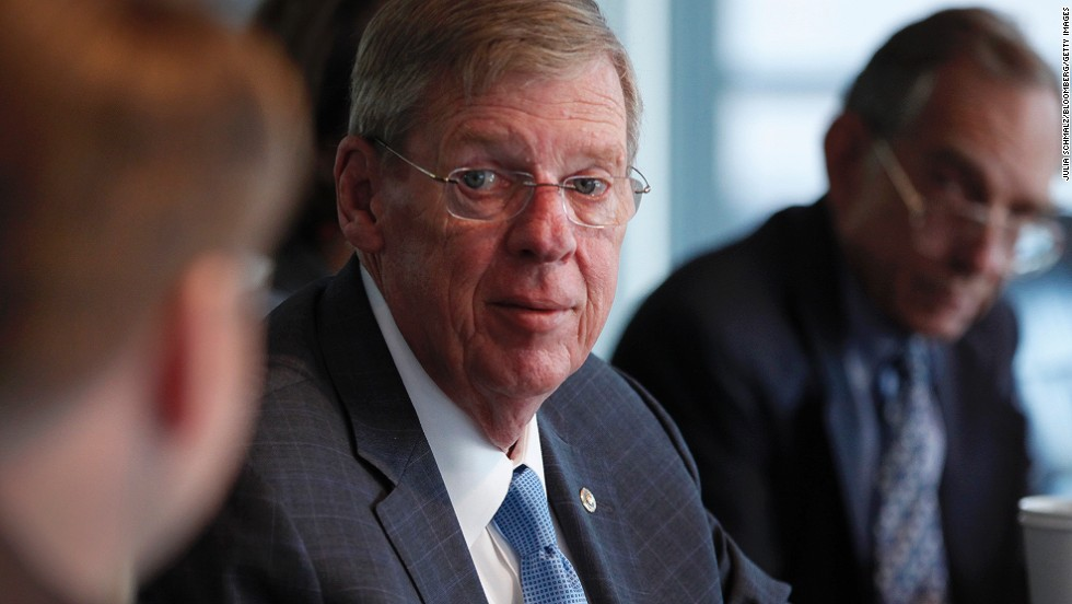 If Sen. Burr does not accept the Veteran Affairs Committee chairmanship, Sen. Johnny Isakson is rumored to take up the gavel. The Georgian has served on the committee since 2011.