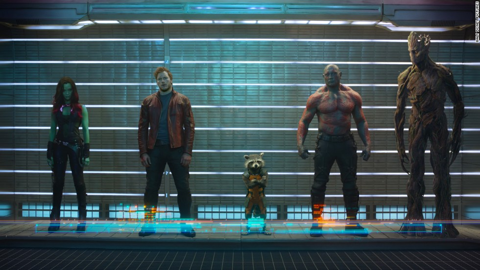 "<strong>Best: </strong>""Guardians of the Galaxy"" was either going to be amazing or a complete letdown, and we couldn't be happier that it wound up being the former. Chris Pratt is an A+ leading man, Zoe Saldana continues to kick ass, we kind of think Bradley Cooper should always be an angry raccoon, and who doesn't love a dancing Groot? Biggest movie of the year, and one of the best hands-down."