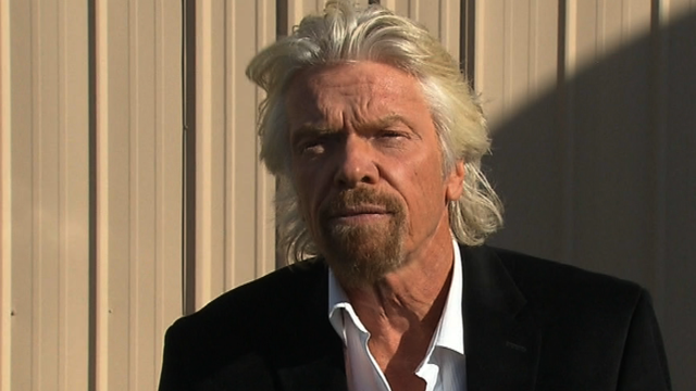 Branson: Space travel risks are worth it