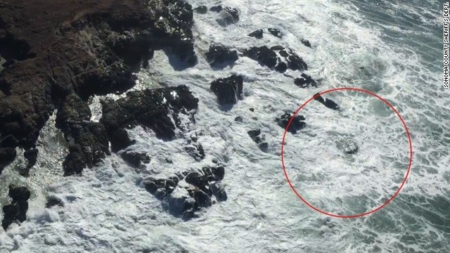 A boat capsized off the coast of Northern California on Saturday, killing four people. One person survived.