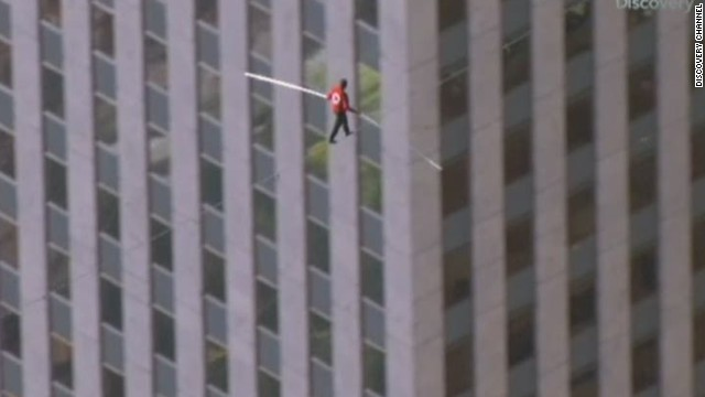Nik Wallenda: Live every day like my last