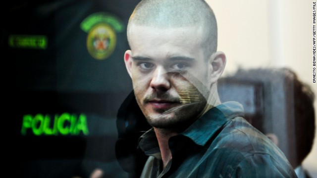 Van der Sloot extradited ... in 24 years