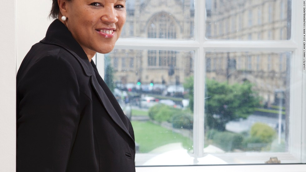 Baroness Scotland of Asthal, and the first female Attorney General.