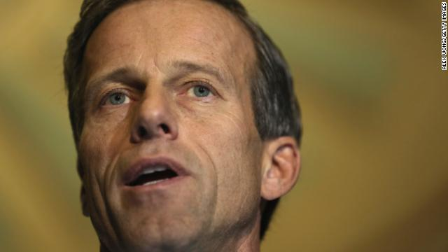 South Dakota Sen. John Thune