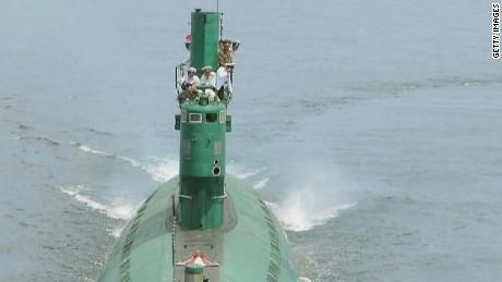 Fmr U.S. adviser: N. Korea's sub launch a 'significant'