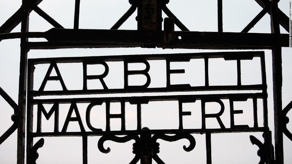 Stolen Concentration Camp Gate May Have Been Found