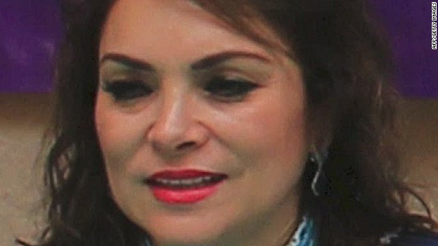 Mexican mayor and wife arrested