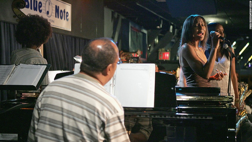 The Blue Note has been around for the better part of the century. Along with Smalls and Village Vanguard, it's a cure for jazz know-nothings in New York.