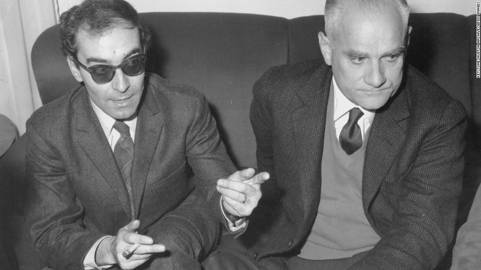 The Film Forum is cinema's obsessive historian. International noir from Jean-Luc Godard (left) and classics by Orson Welles are house specialties.