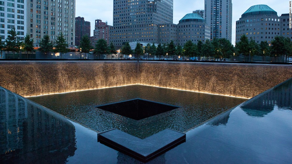 "The feeling of reverence, endurance, perseverance and peace that greets visitors at ""ground zero"" is astounding at the National September 11 Memorial and Museum."