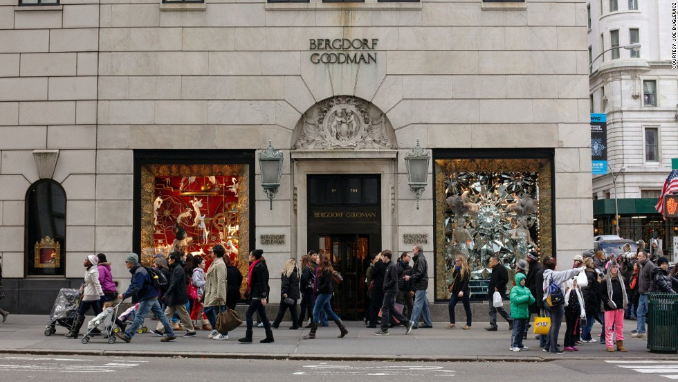 Carrying the usual big names, Bergdorf Goodman is also known for identifying and selling the best from upstart designers.