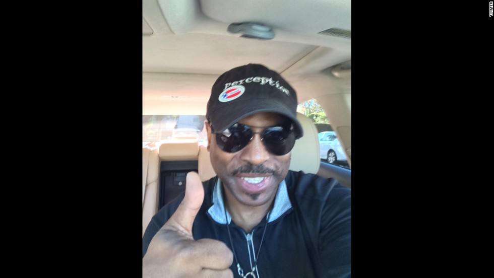 "Actor LeVar Burton <a href=""https://twitter.com/levarburton/status/529683634228568064"" target=""_blank"">tweeted this selfie</a> with the message: ""I voted!!! Have you...???"""
