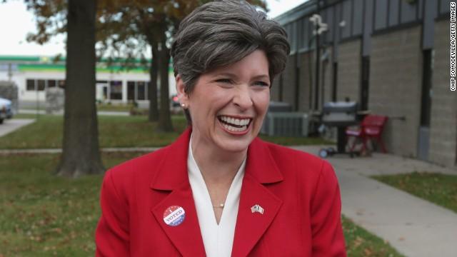 Iowa elects first female Senator