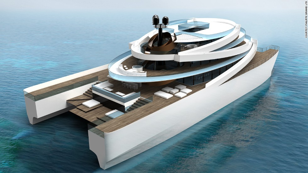 "<strong>SYMPHONY, designed by Raphael Laloux</strong><br /><br />When <a href=""http://www.raphaellaloux.net/"" target=""_blank"">Raphael Laloux</a> set out to design a luxury vessel for a world-renowned conductor, aptly enough he turned to the home of music for inspiration.<br /><br />""I looked to opera architecture,"" explained the winner of the<a href=""http://www.boatinternational.com/2014/05/16/young-designer-of-the-year-award-finalists-visit-oceanco/"" target=""_blank""> 2014 Boat International Media Young Designer of the Year.</a><br /><br />""The dramatic staircase, which is an important element in an opera house, is imagined in the the curving promenades spiraling around the superstructure."""