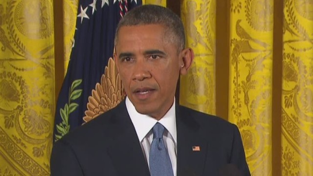 Obama: I am eager to work with Congress