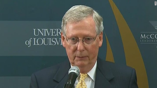 What's next for Sen. Mitch McConnell?