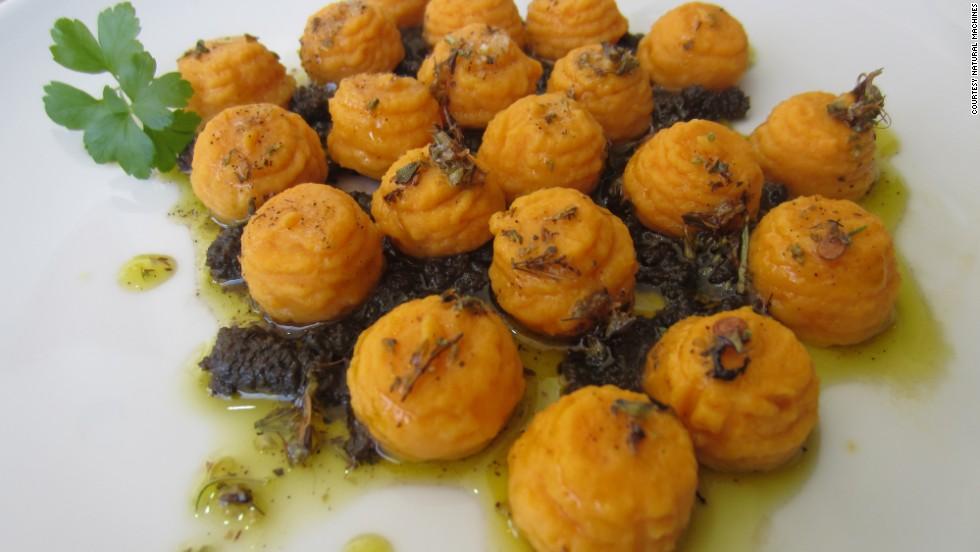 ... or these pumpkin gnocchi.
