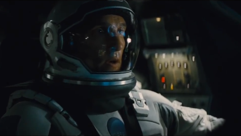 "Let's count off the Oscar bait involved in <strong>""Interstellar,""</strong> one of our 50 entertainment picks for fall 2014: Christopher Nolan is directing; man of the hour Matthew McConaughey's starring; it involves a farmer who's also adept at space travel; and it includes Jessica Chastain and Anne Hathaway. Sounds like awards season catnip to us. ""Interstellar"" opens wide on November 7; here are other new releases you should look for, if you haven't checked them out already."