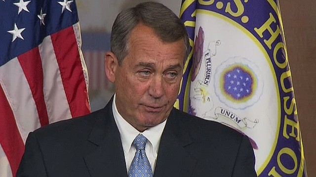 Boehner to Obama: Don't Poison the Well