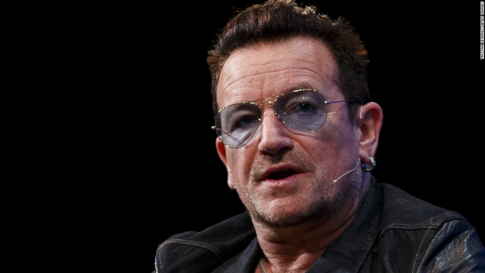 "Bono was a panelist at the Web Summit technology conference, in Dublin. There, he defended music streaming. ""The remunerative bit still has to be figured out,"" he said. ""This is an experimental and exciting period. So, let's experiment and see what works."""