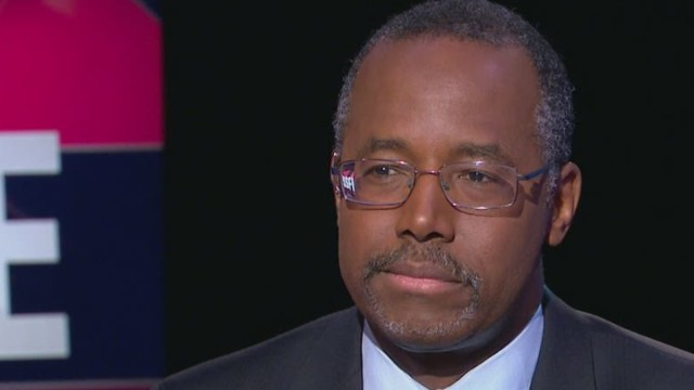 Is Ben Carson qualified to be President?