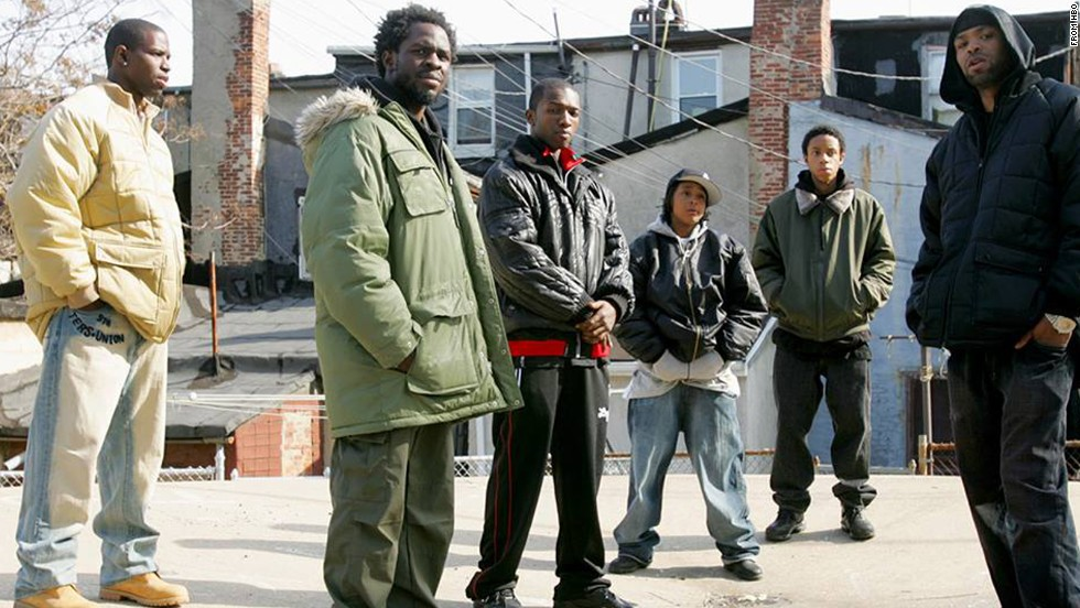 "No list of binge-worthy TV shows would be complete without HBO's ""The Wire,"" which began to take off in the middle of its five-season run thanks to binge-watchers. Good news for those who want to binge-watch the old-fashioned way, with DVDs: The series was released on Blu-ray in 2015."