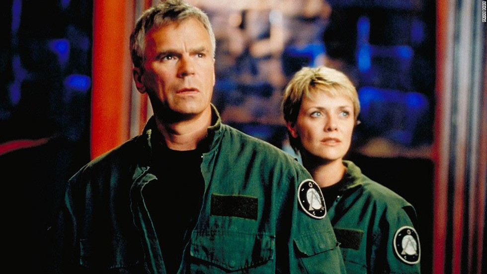 "One of the most popular choices among Redditors, ""Stargate: SG-1"" picks up where the 1994 feature film ""Stargate"" left off as a secret military team (SG-1) sets out to explore new worlds. The popular sci-fi show hooked viewers for 10 seasons from 1997 to 2007 through memorable characters, scenes and quotable dialogue, creating a passionate fan base that seems eager to return to the show multiple times. ""When I first binged the series, multiple times I noticed that it was 5AM. So many 'just one more episode,' "" <a href=""http://www.reddit.com/r/AskReddit/comments/2llwhe/what_television_series_is_so_good_its_worth_binge/clw5288"" target=""_blank"">one Redditor said</a>."