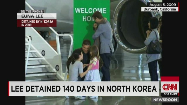 2009 detainee describes time in N. Korea